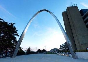 folkestone arch